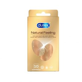Durex Natural feeling 10's