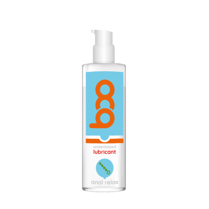 Lubrikant Boo Anal relax 150ml