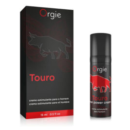 Orgie Touro men power cream