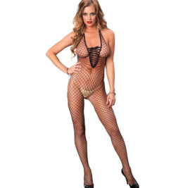 Catsuit Satin band