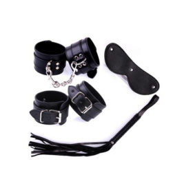 BDSM Set Body restraints 4-delni