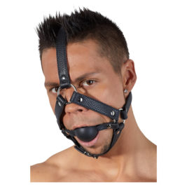Bad Kitty Gag strap