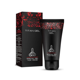 Titan gel red